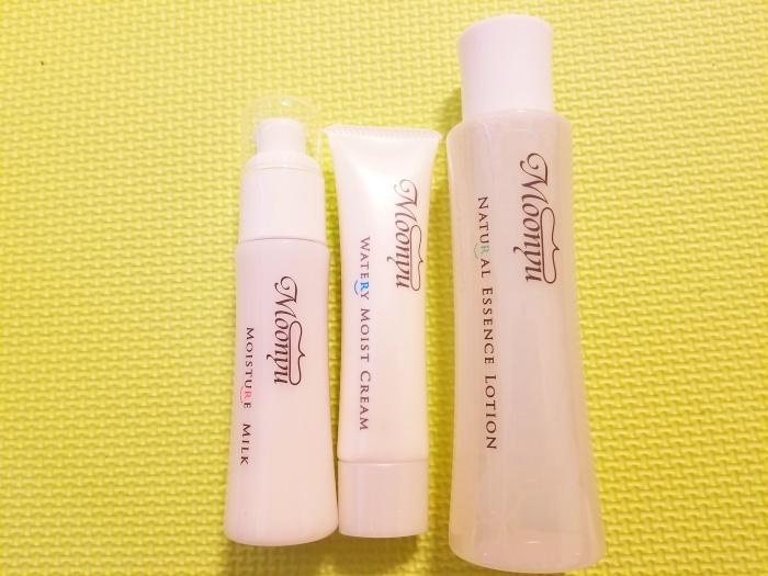 モーニュ潤い3点セットは敏感肌乾燥肌に本当に合うのか?効果を検証!