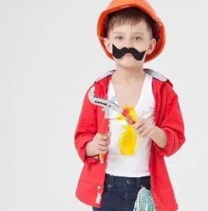 ハロウィンコスプレ子供編 男の子の仮装を手作り7選!2歳~3歳におすすめ!