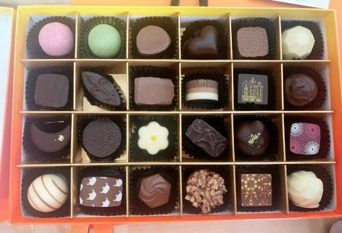 グランプラストリュフチョコレートの口コミ「美味しい」って本当?徹底調査!