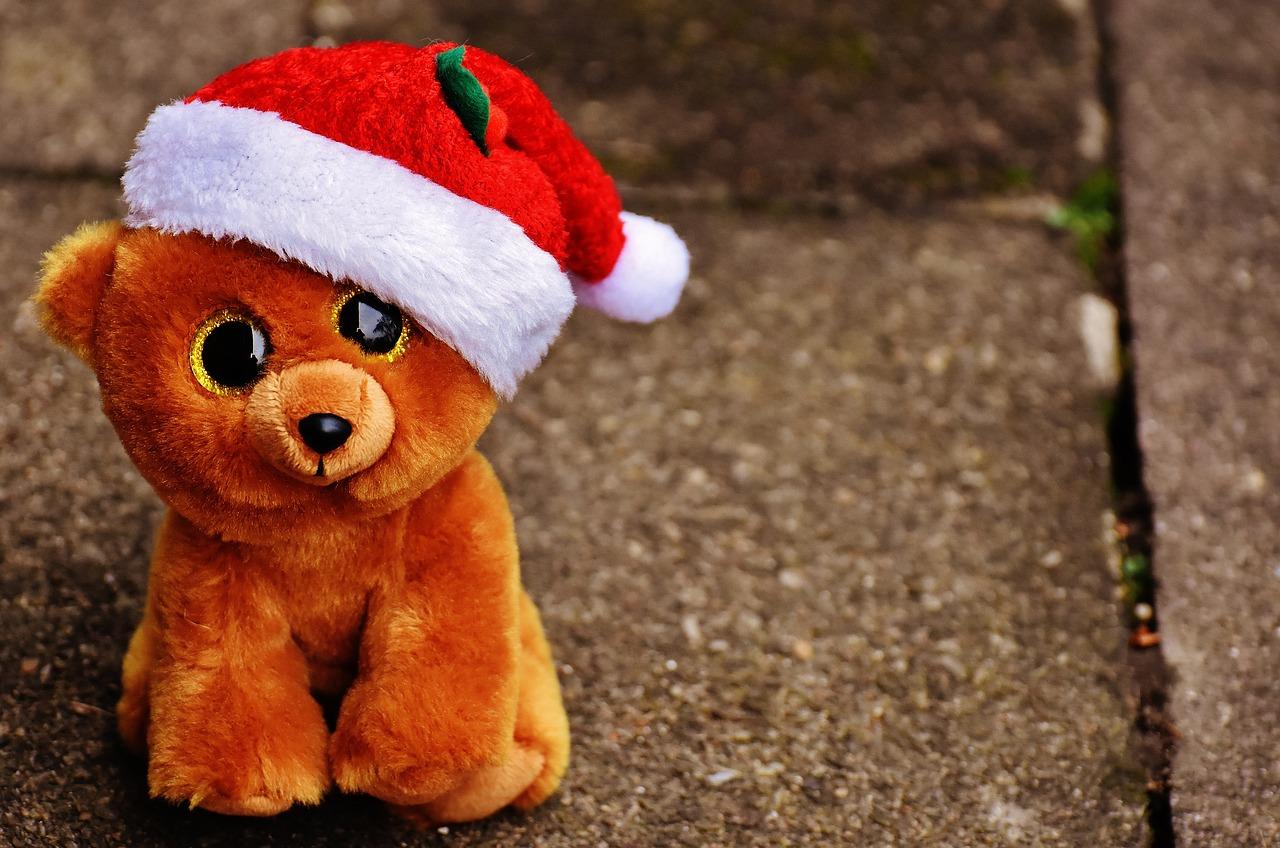 セリアのぬいぐるみコスチューム クリスマス2020が可愛いすぎ!サンタ帽/リボン/ケープなど