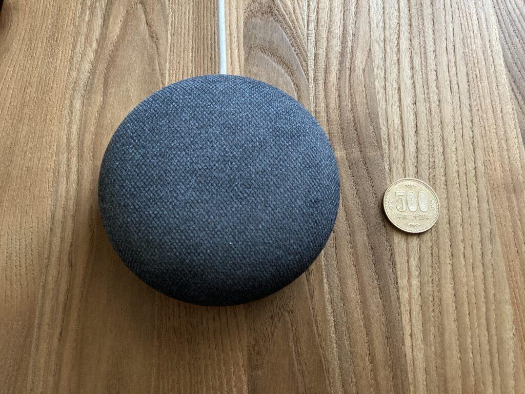 google home mini マイク として 使う